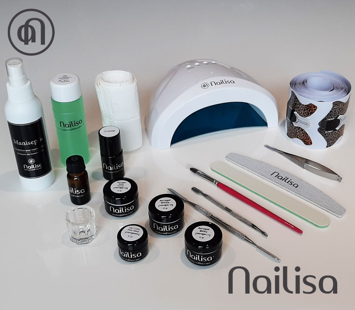 Kit Acrygel - Chablons LED - photo 7