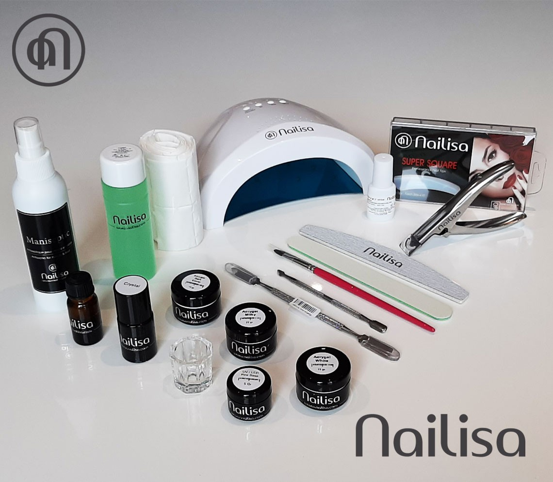 Kit Acrygel - Chablons LED - photo 11