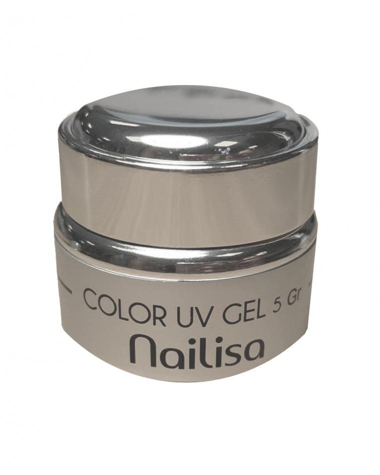 Gel de couleur Silver Glitter - photo 8