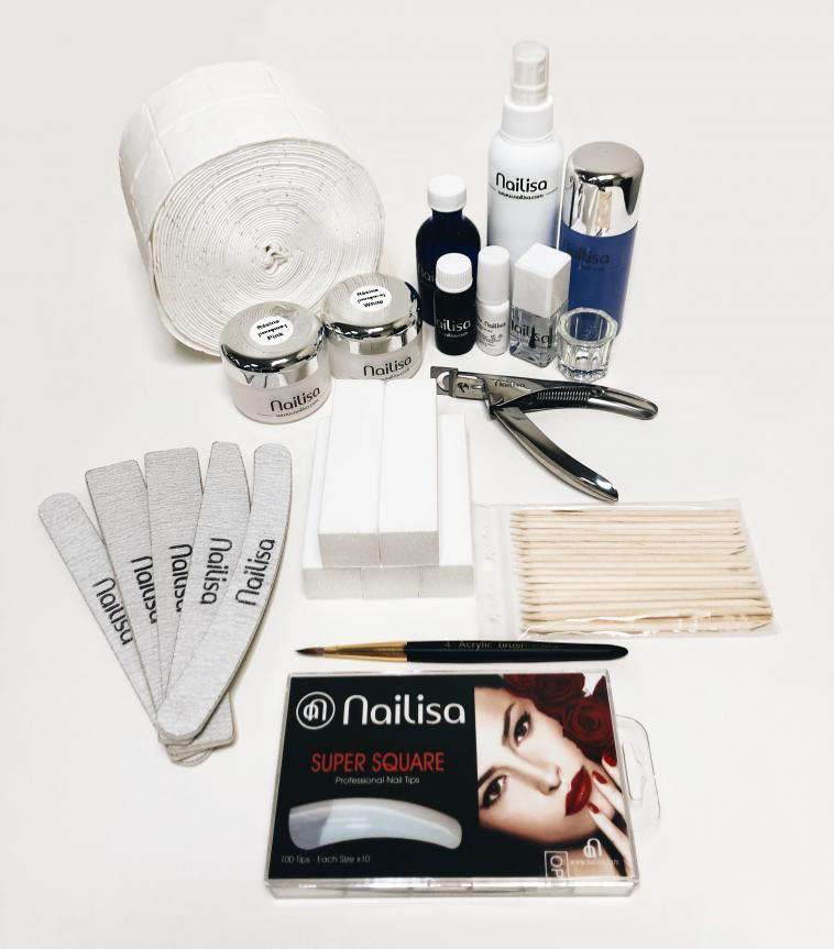 Starter kit gel - sjablonen - photo 9