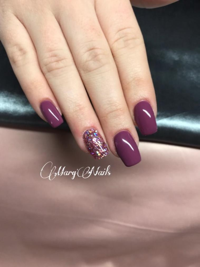 Gel de couleur Merlot - photo 8
