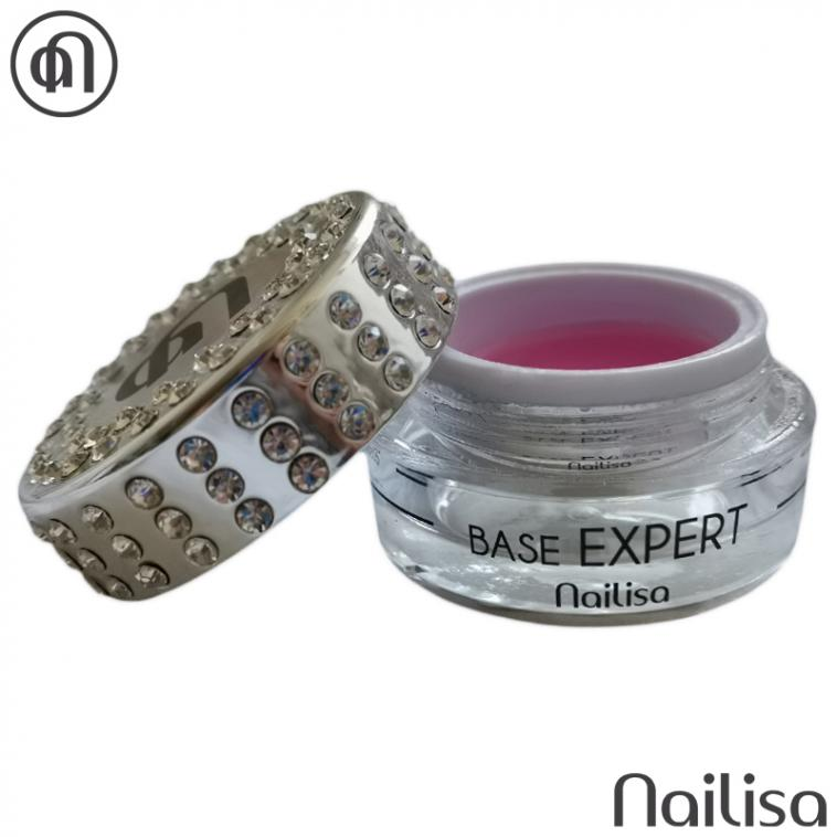 Ultra Builder Base Baby rose 6ml - photo 9