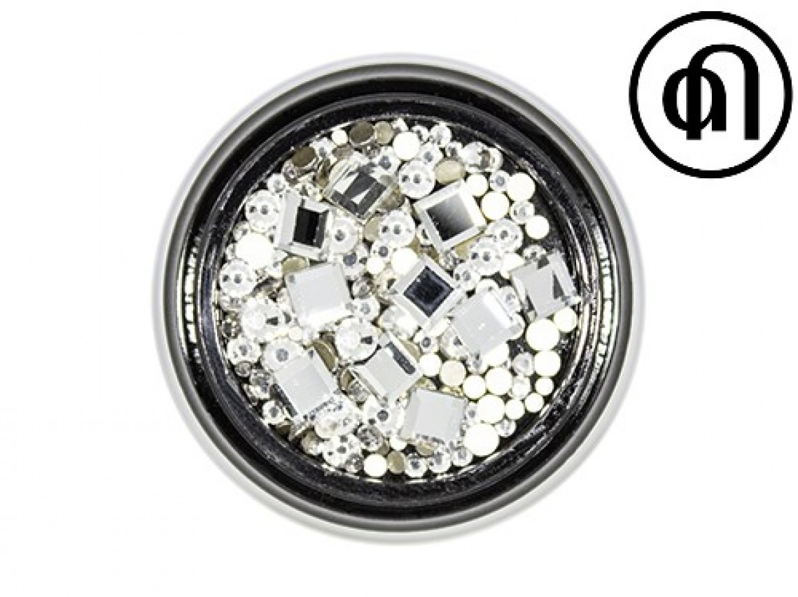 Set Strass Silver - photo 7