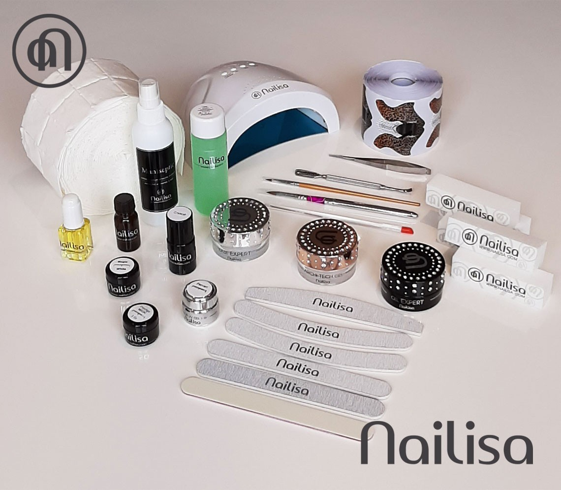 Kit Acrygel - Chablons LED - photo 10