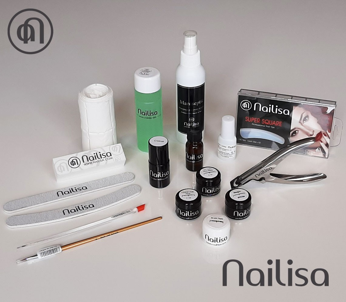 Kit Starter Gel - Chablons LED - photo 9