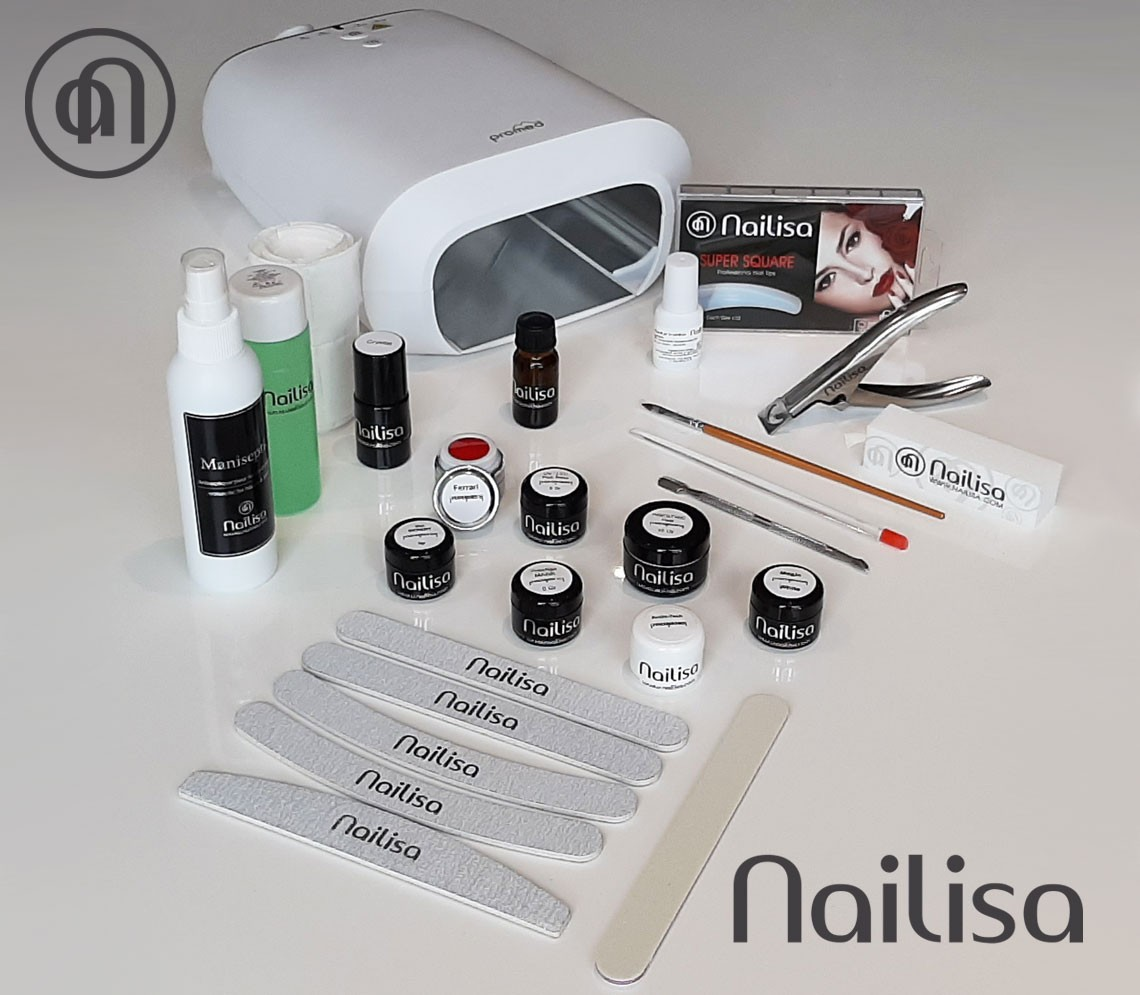 Kit Starter Gel - Chablons LED - photo 11