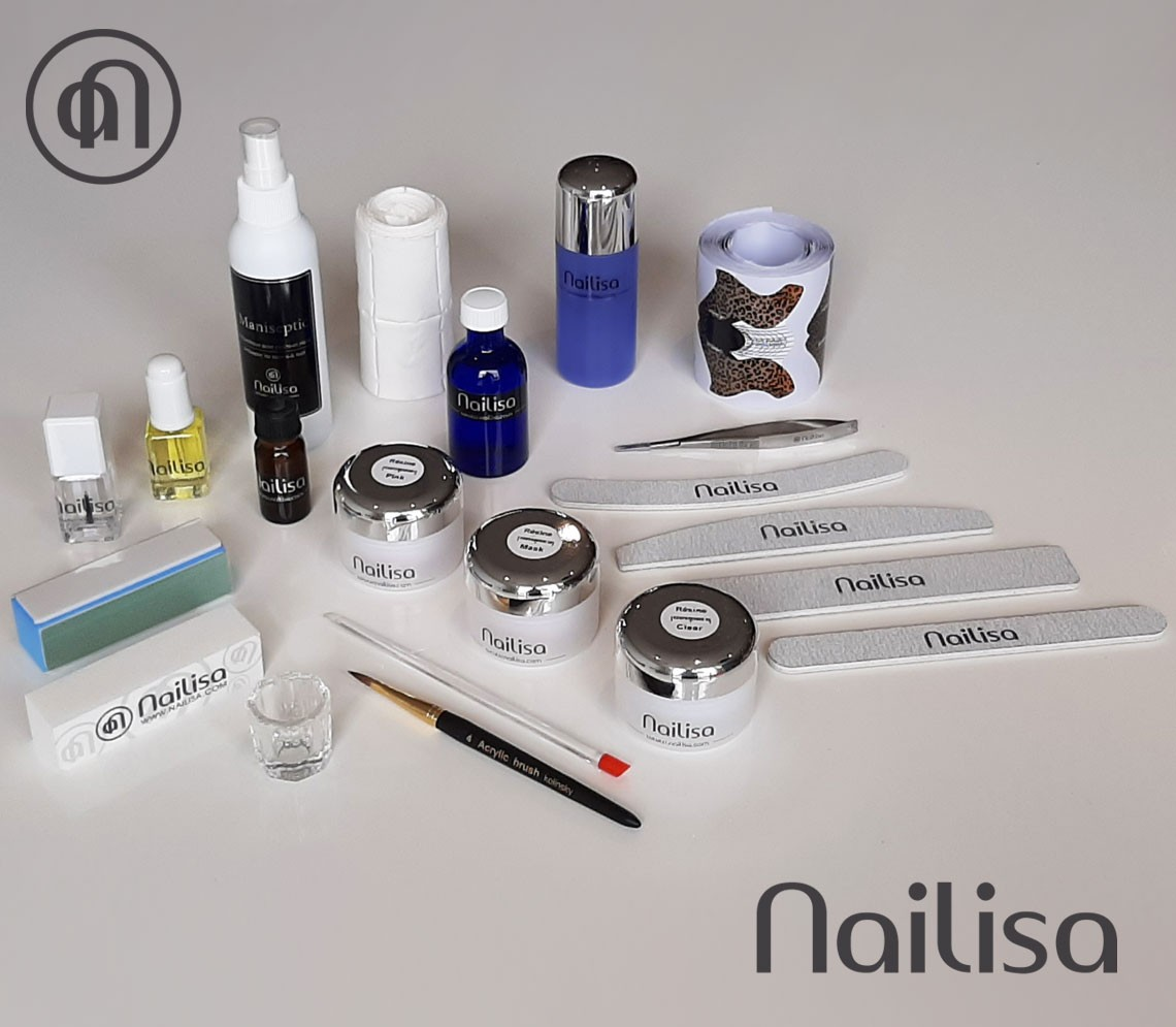 Kit Starter Gel - Chablons LED - photo 10