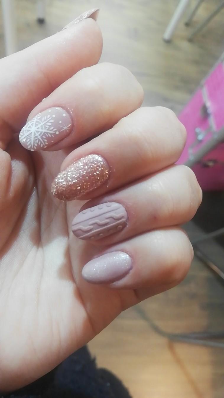 Vernis semi-permanent French Kiss